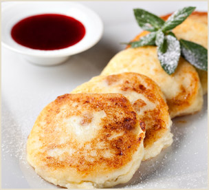 Lovely Cottage Cheese Pancakes