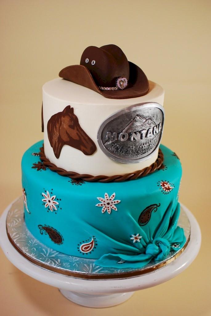 Terrific 8 Cowgirl Bday Cakes Photo Cowgirl Birthday Cake Ideas Cowgirl Funny Birthday Cards Online Fluifree Goldxyz
