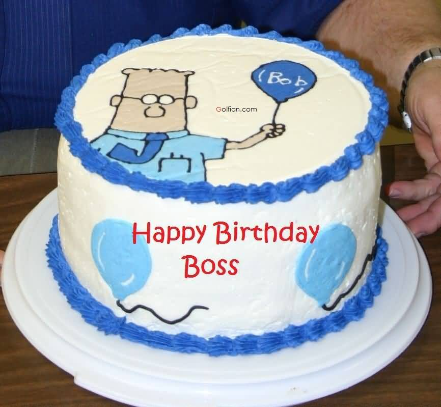 Marvelous 9 Funny Cakes For Your Boss Photo Happy Birthday Wishes Boss Funny Birthday Cards Online Fluifree Goldxyz