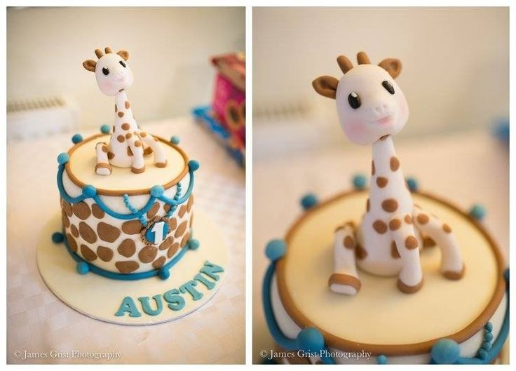 13 Sophie The Giraffe Birthday Cakes Photo Sophie Giraffe Birthday
