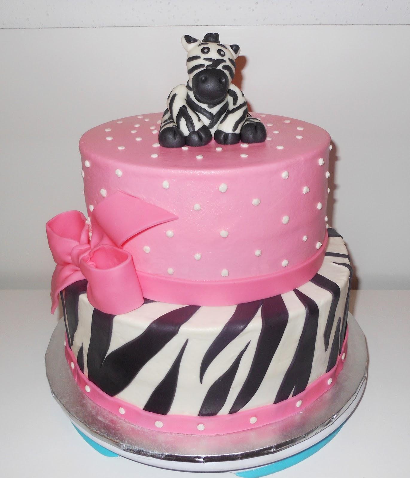 Groovy 11 Small Zebra Birthday Cakes Photo Zebra Baby Shower Cake Two Funny Birthday Cards Online Alyptdamsfinfo
