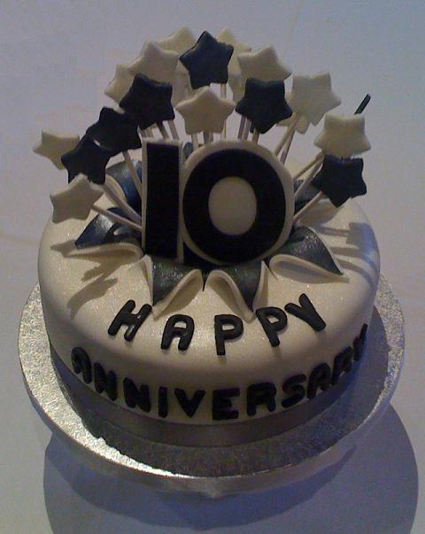Year Anniversary Cake Ideas