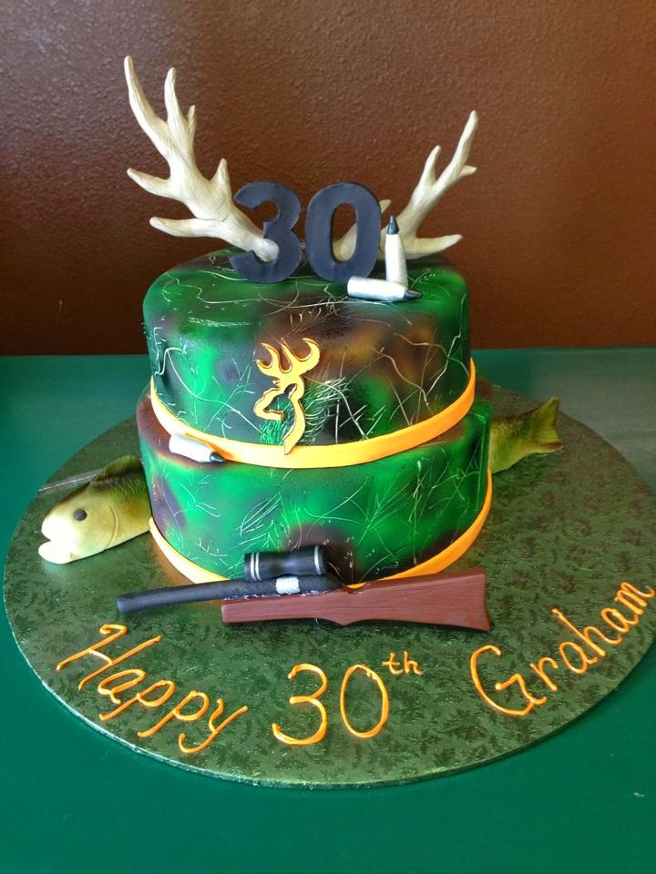30th Birthday Cake Ideas For Men