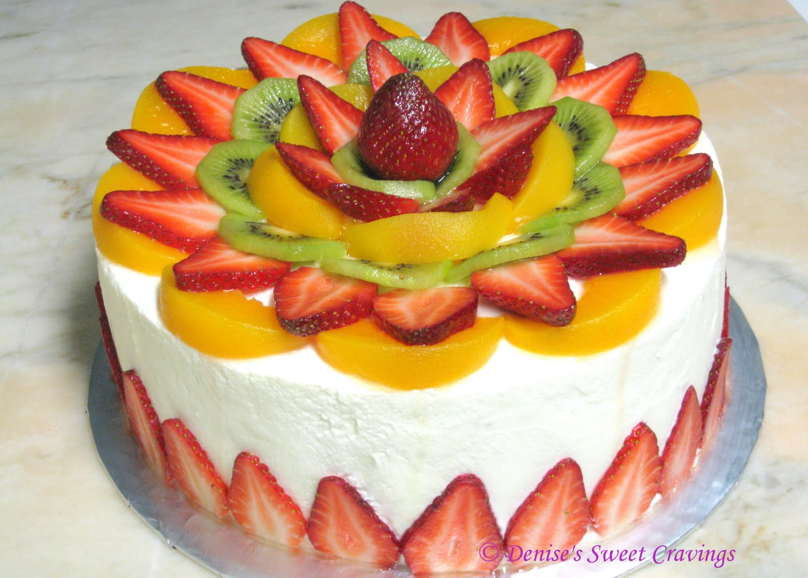 fruit cake decoration 12 fruit decorated cakes photo fruit cake decoration 4391