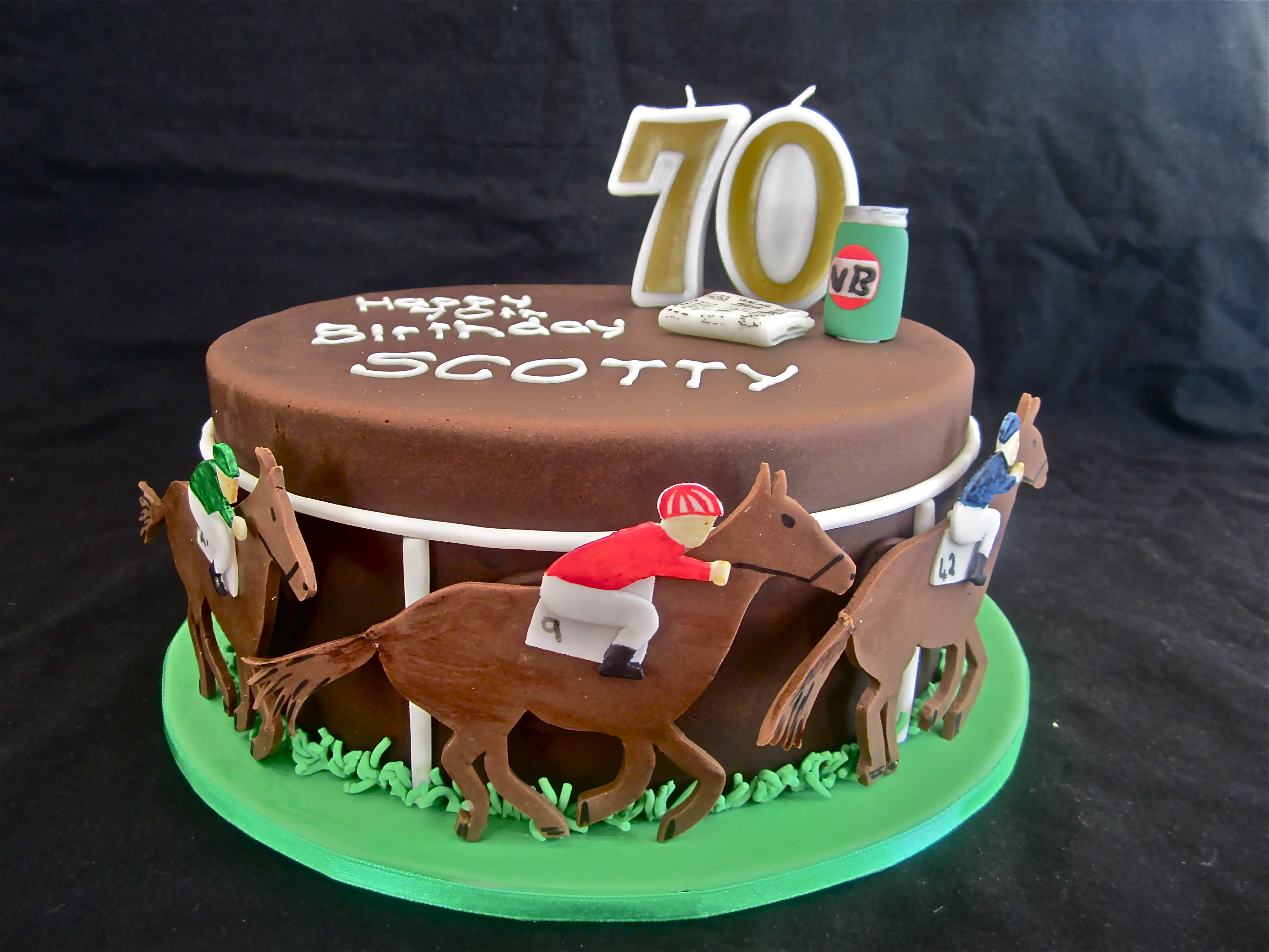 Racing Horse cake pictures forecast dress in winter in 2019