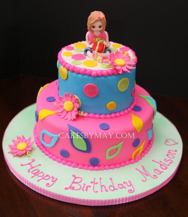 Birthday Cake Designs For Toddlers Easy Childrens Birthday Cake