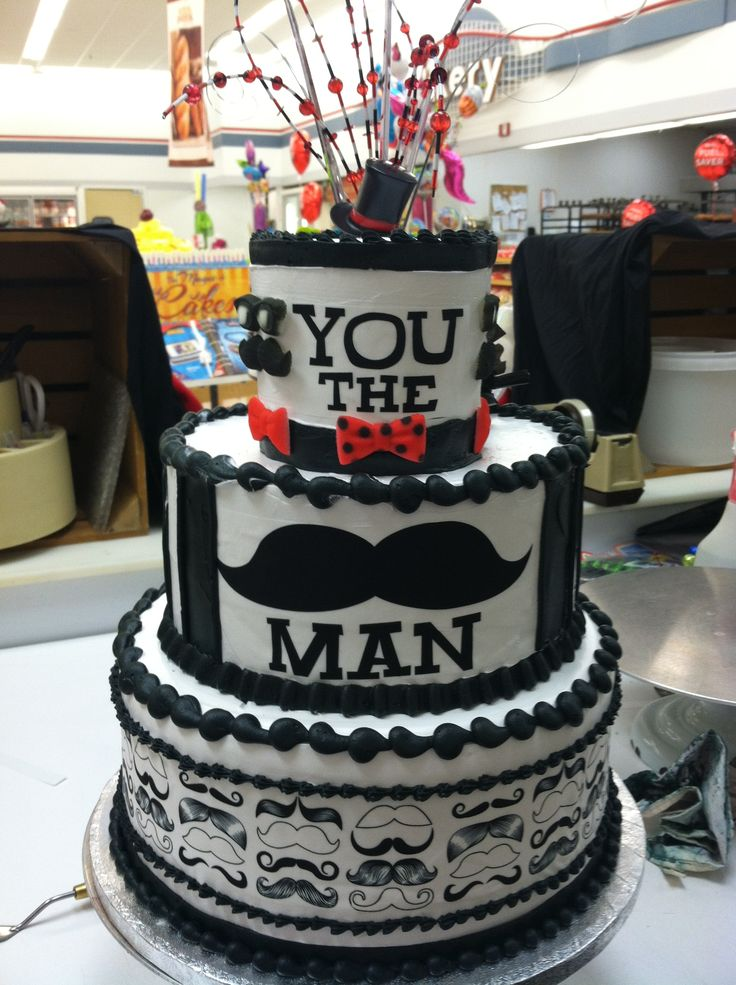 Man Birthday Cake Ideas