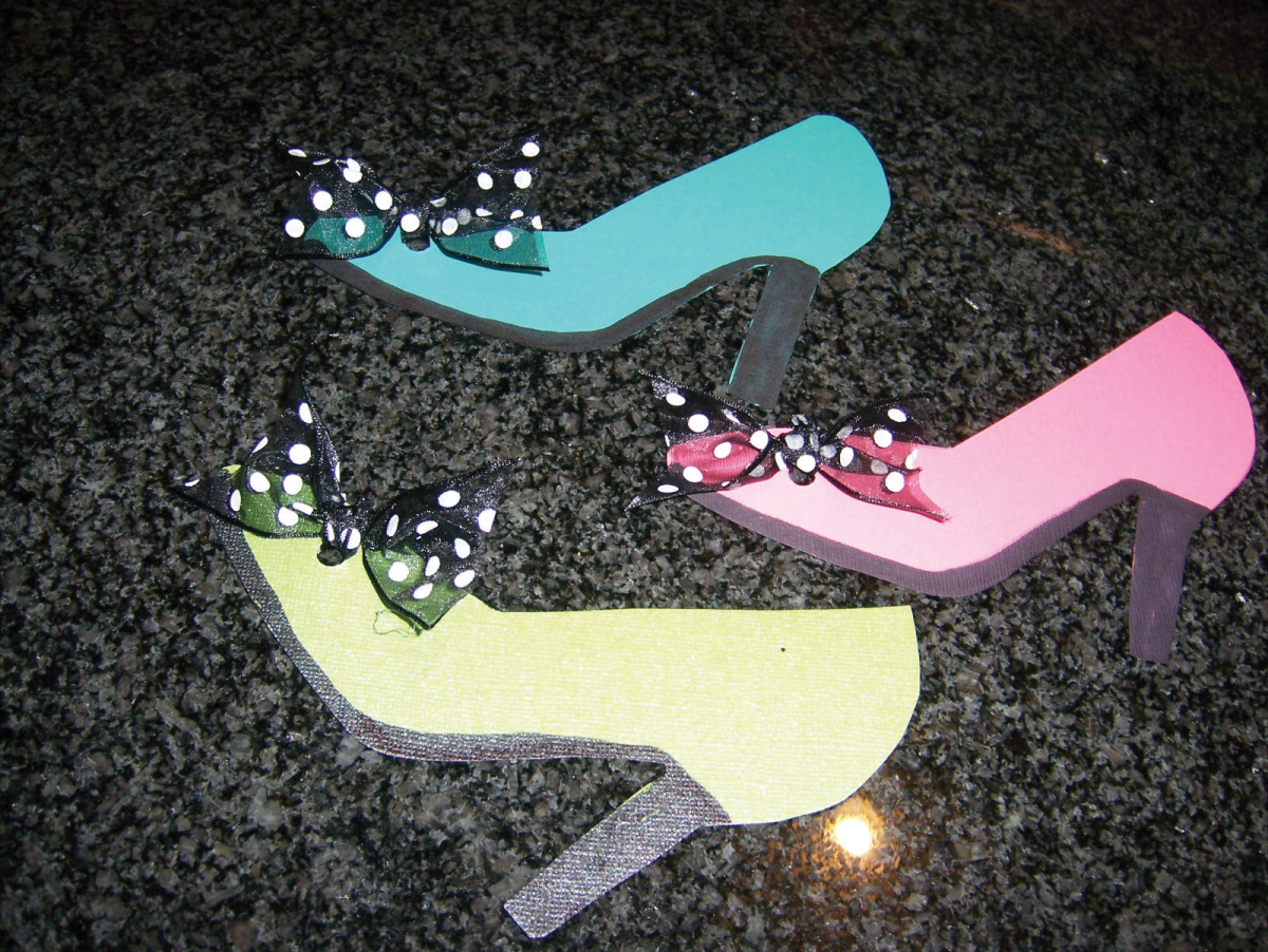 Dorable Shoe Party Invitations Image Collection - Invitation Card ...
