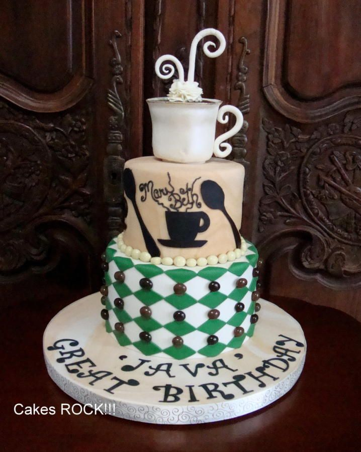 11 Coffee Starbucks Birthday Cakes For Girls Photo Starbucks