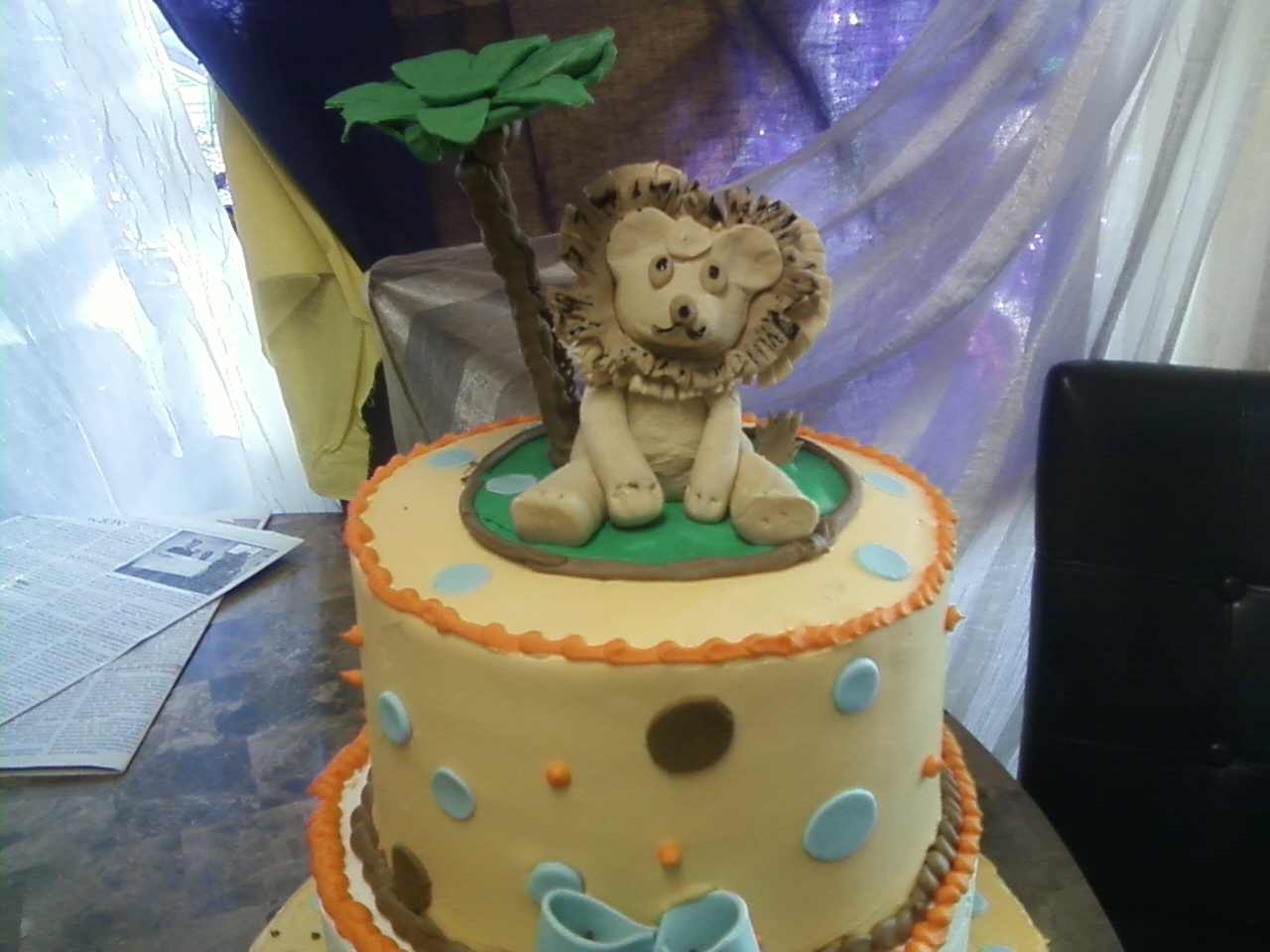 BJu0027s Bakery Cakes Baby Shower