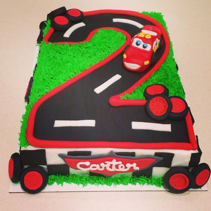 Cool 9 2Nd Birthday Cakes For The Car Photo Cars Birthday Cake Idea Funny Birthday Cards Online Benoljebrpdamsfinfo