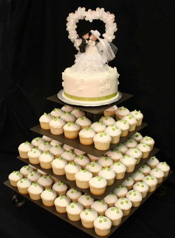 11 Creative Wedding Cupcakes Photo - Cupcake Wedding Cakes Ideas ...