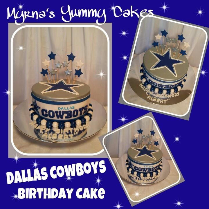 Phenomenal 9 Best Birthday Cakes In Dallas Photo Dallas Cowboys Birthday Funny Birthday Cards Online Hetedamsfinfo