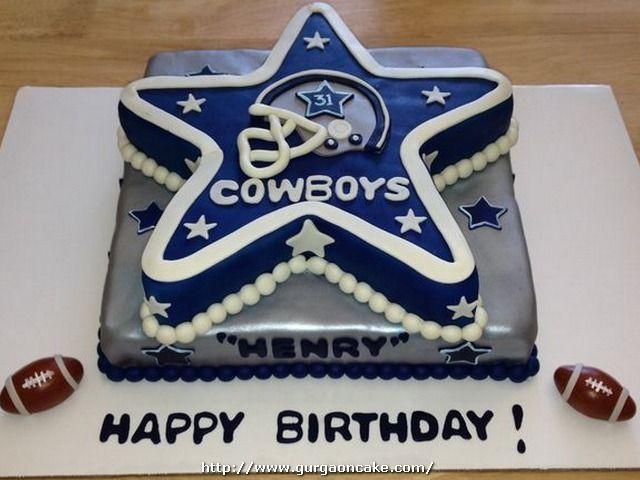 9 Best Birthday Cakes In Dallas Photo Dallas Cowboys Birthday Cake