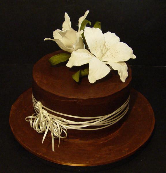 13 Decorating With Chocolate Ganache Cupcakes Photo Chocolate