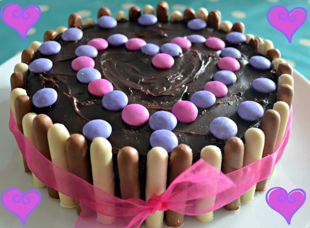 Easy Mother's Day Cake
