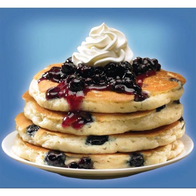 Ihop Blueberry Pancake