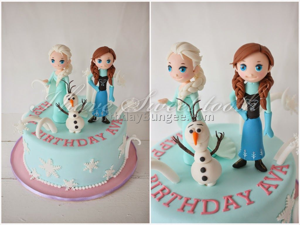 9 Kroger Frozen Cakes Birthday Photo