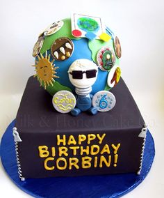 Awesome 7 Littlebigplanet Game Cakes Photo Big Cool Birthday Cakes Birthday Cards Printable Riciscafe Filternl