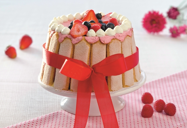 Mother's Day Cake Recipe
