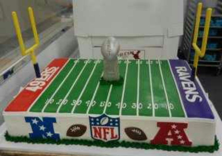 Pleasing 7 Cake Boss Cakes Nfl Photo Nfl Birthday Cake Ideas Nfl Funny Birthday Cards Online Alyptdamsfinfo