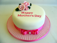 Simple Mother's Day Cake