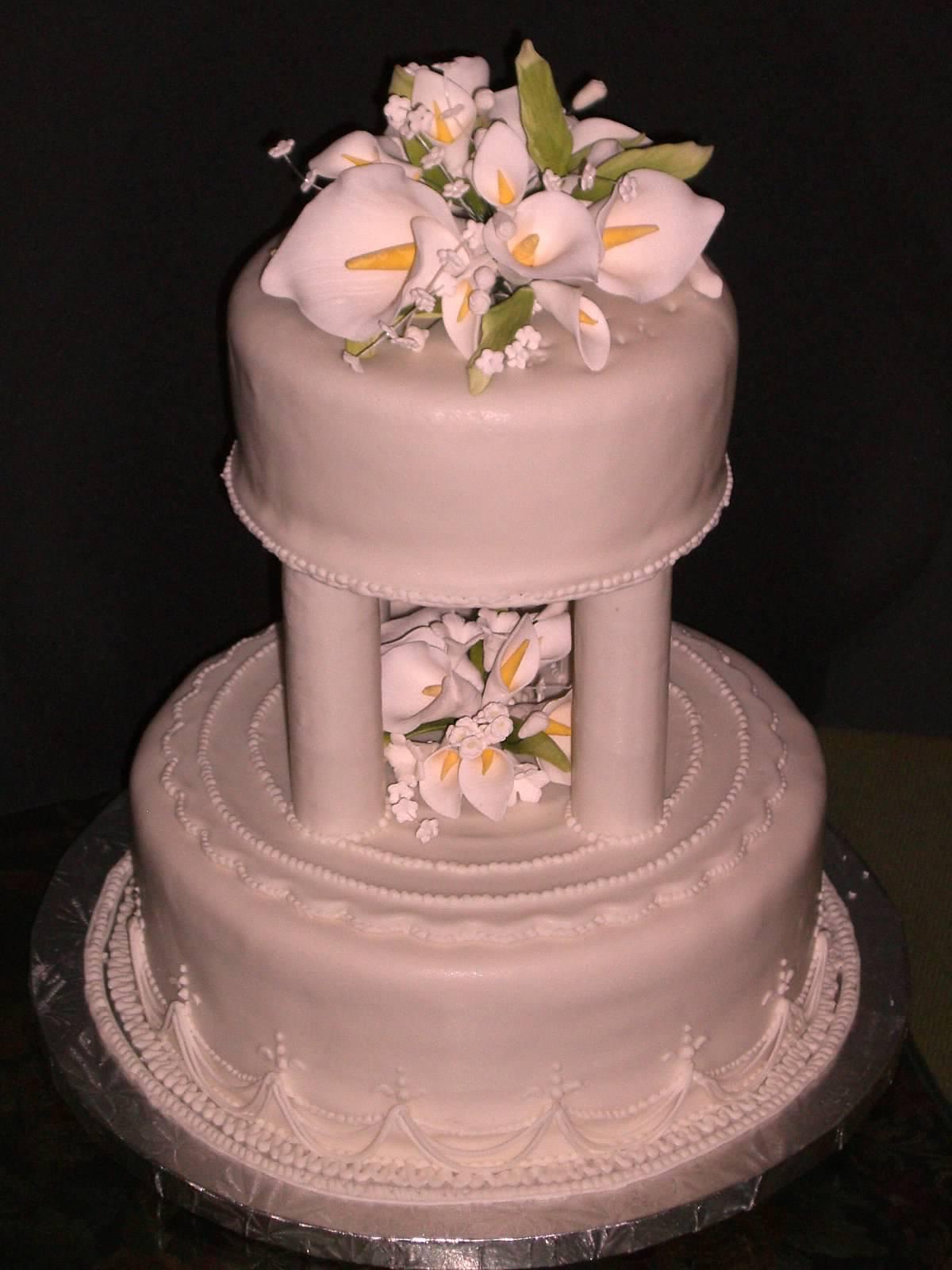 13 tier fondant cakes photo 3 tier fondant wedding cake wedding wedding cake decorating ideas junglespirit Images