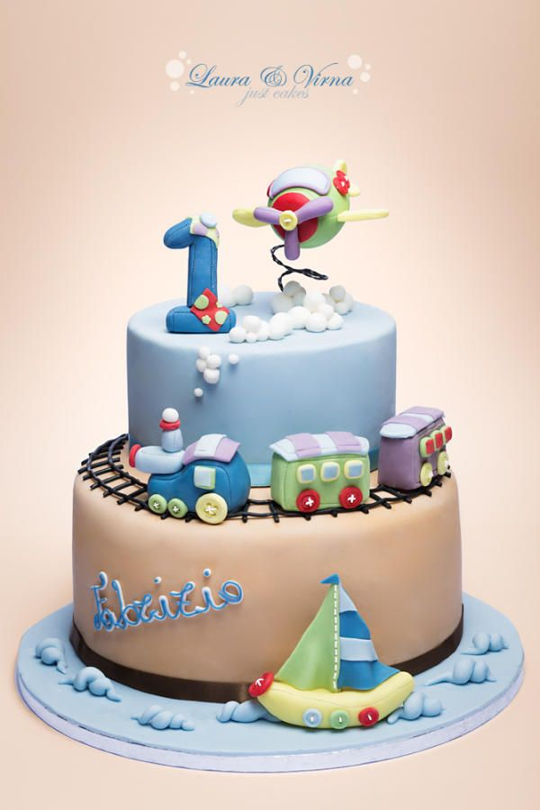 9 Boy Birthday Cakes Photo Boys Birthday Cakes And Cupcakes Boys