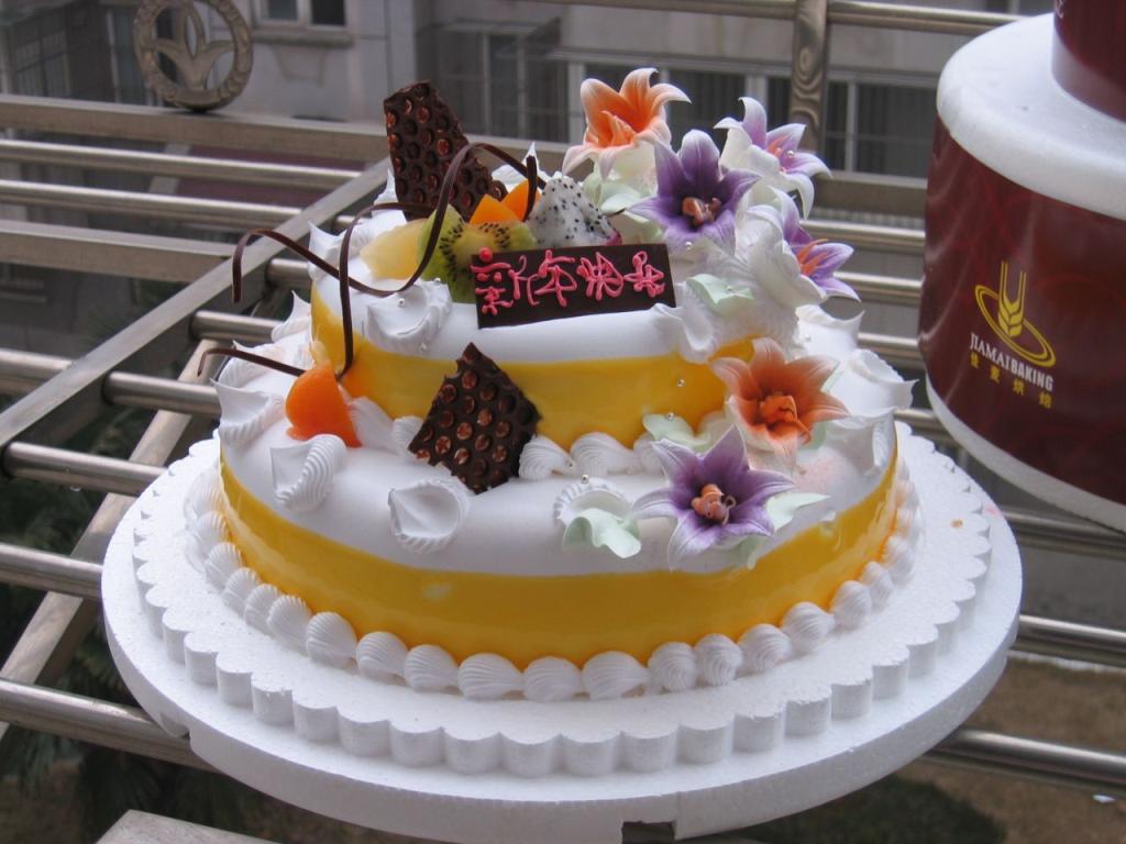 11 Good Birthday Cakes Photo Circus Birthday Cake Candy Themed
