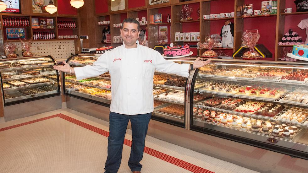 Cake Boss Bakery Location