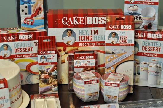 Cake Boss Cake Decorating