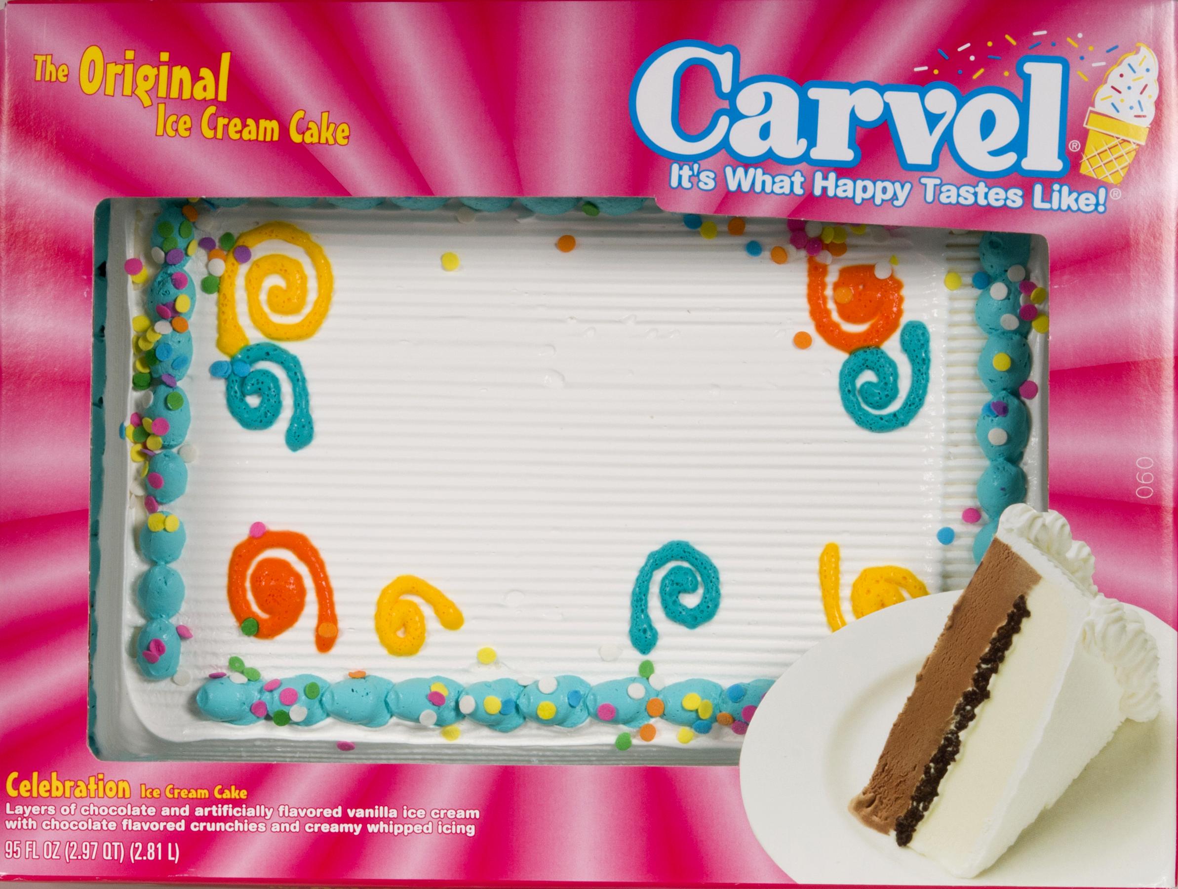 Carvel Sheet Cake Erkalnathandedecker
