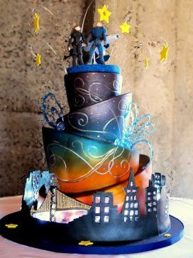 9 Crazy Grooms Cakes Photo Story Wedding Cake Funny Wedding Cake
