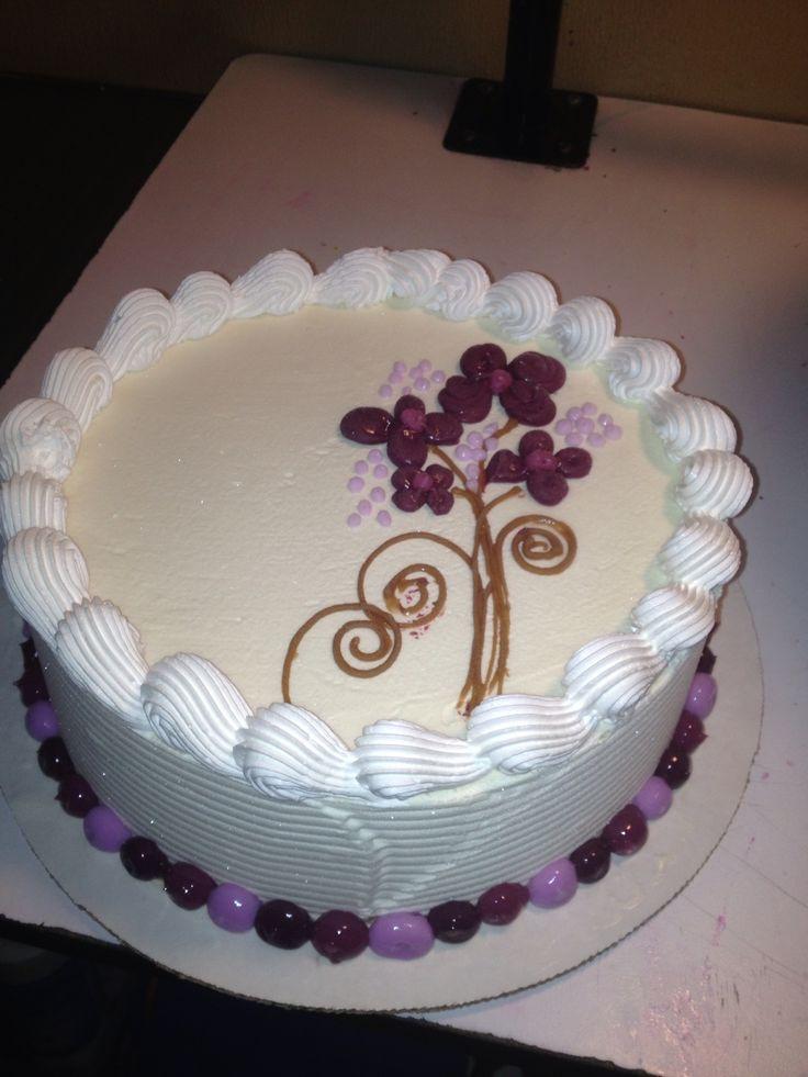 9 Dairy Queen Birthday Cakes Designs Photo Dairy Queen Cakes
