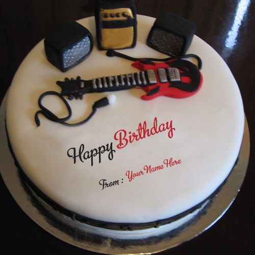 13 Birthday Cakes Juliet With Name On It Photo Happy Birthday Cake