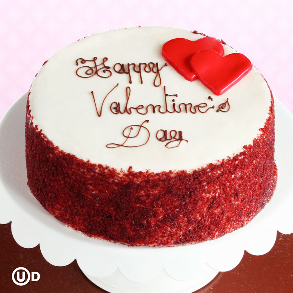 9 Birthday Cakes For Valentine S Day Photo Happy Valentine S Day