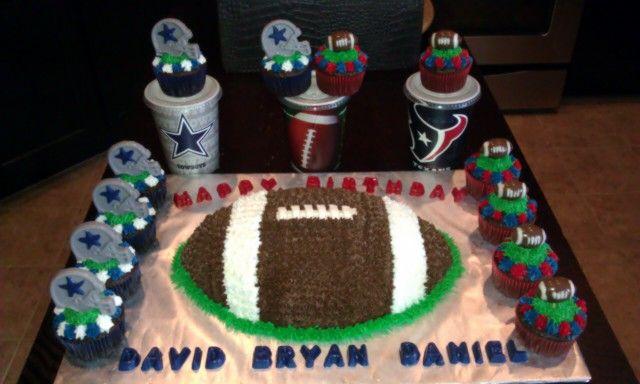 Houston Texans Birthday Cake Ideas