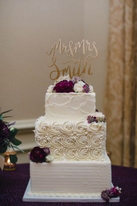 Simple Square Wedding Cakes Pictures Best Wedding Cake 2018