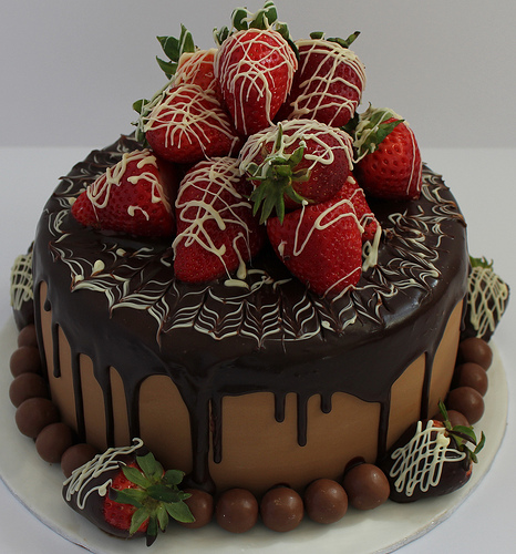 11 Chocolate Birthday Cakes Beautiful Photo Beautiful Chocolate