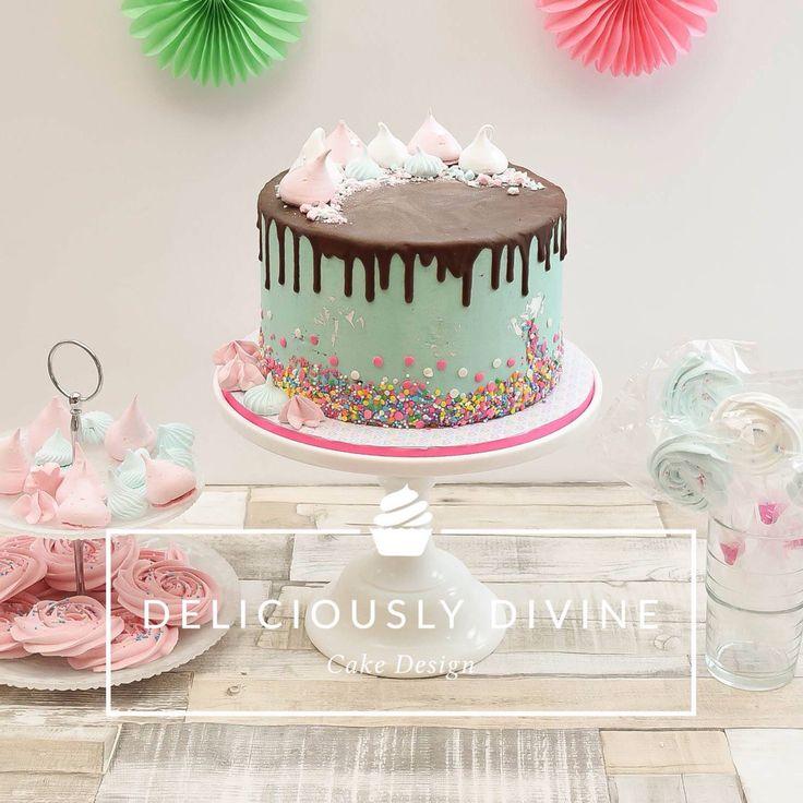 8 Teen Girl Birthday Cakes Buttercream Photo Buttercream Birthday