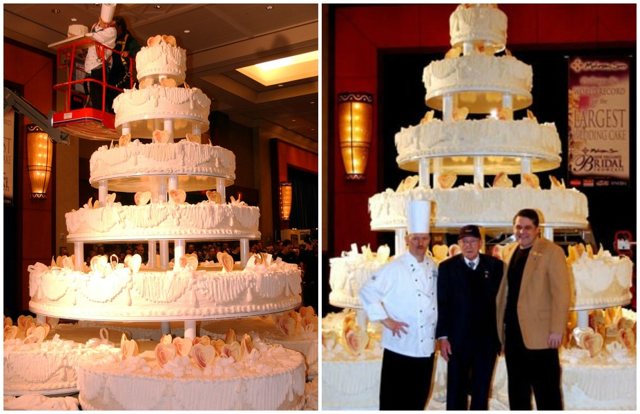 Biggest Wedding Cake Datphongnhanhre