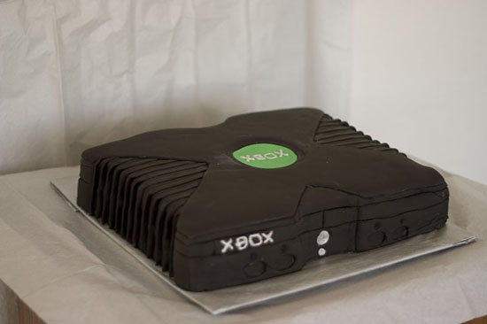 11 Xbox Cakes For Boys Photo