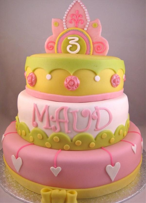 12 Girly Cakes Pinterest Photo Girls Makeup Birthday Cakes