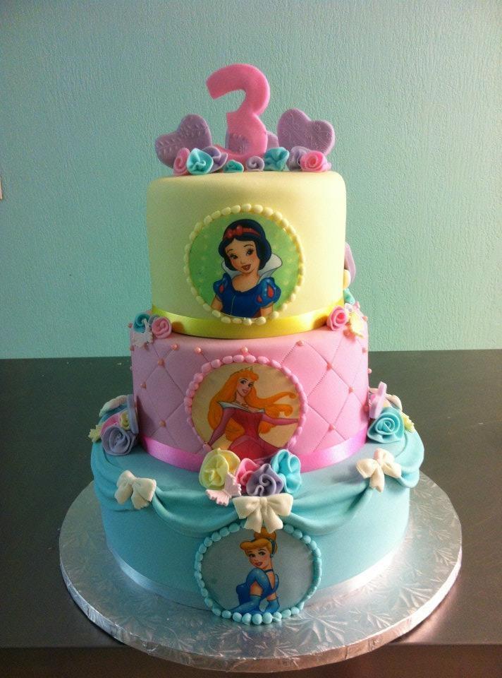 Pleasant 13 Disney Princess Themed Birthday Cakes Photo Disney Princess Funny Birthday Cards Online Inifofree Goldxyz