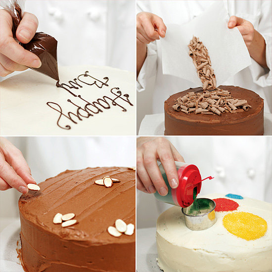 Simple Homemade Cake Designs