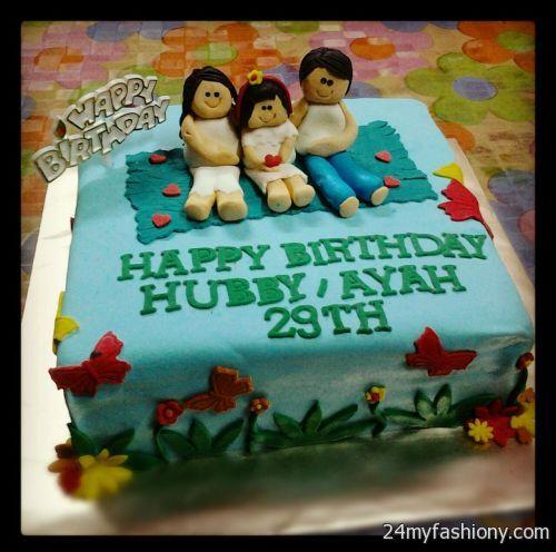 8 Janurary Birthday Cakes Photo January Birthday Cake Happy