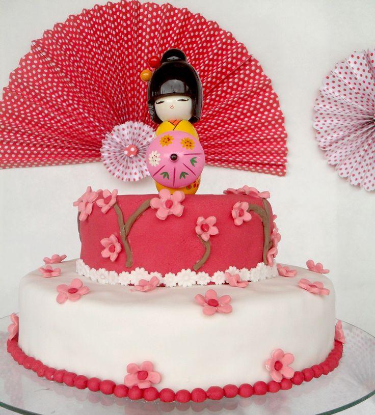 6 Japanese Happy Birthday Cakes Photo Japanese Themed Birthday