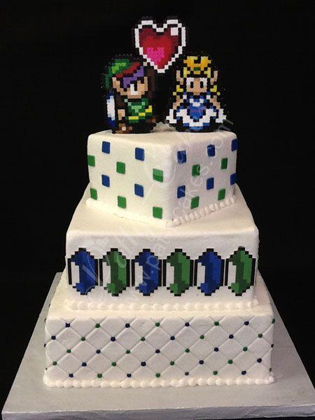 13 Geeky Wedding Cakes Photo Doctor Who Wedding Cake Geek Wedding