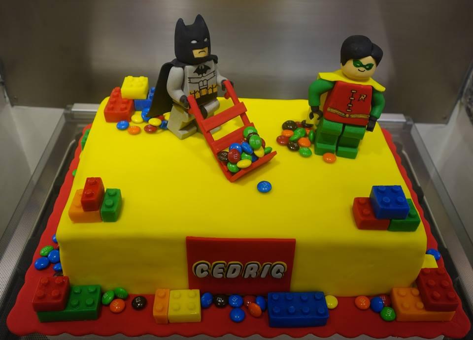 Incredible 12 Qfc Cakes Lego Batman Photo Lego Batman Robin Birthday Cake Personalised Birthday Cards Akebfashionlily Jamesorg