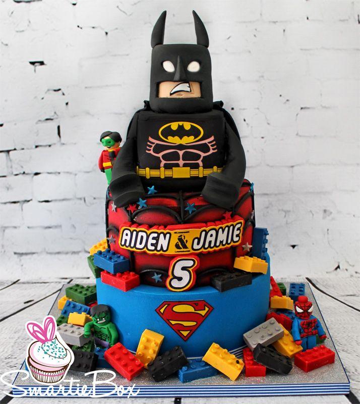 Miraculous 12 Qfc Cakes Lego Batman Photo Lego Batman Robin Birthday Cake Birthday Cards Printable Opercafe Filternl